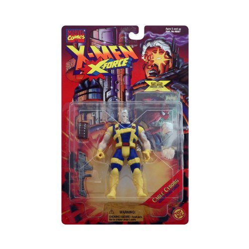 X-Men: X-Force Cable Cyborg Action Figure