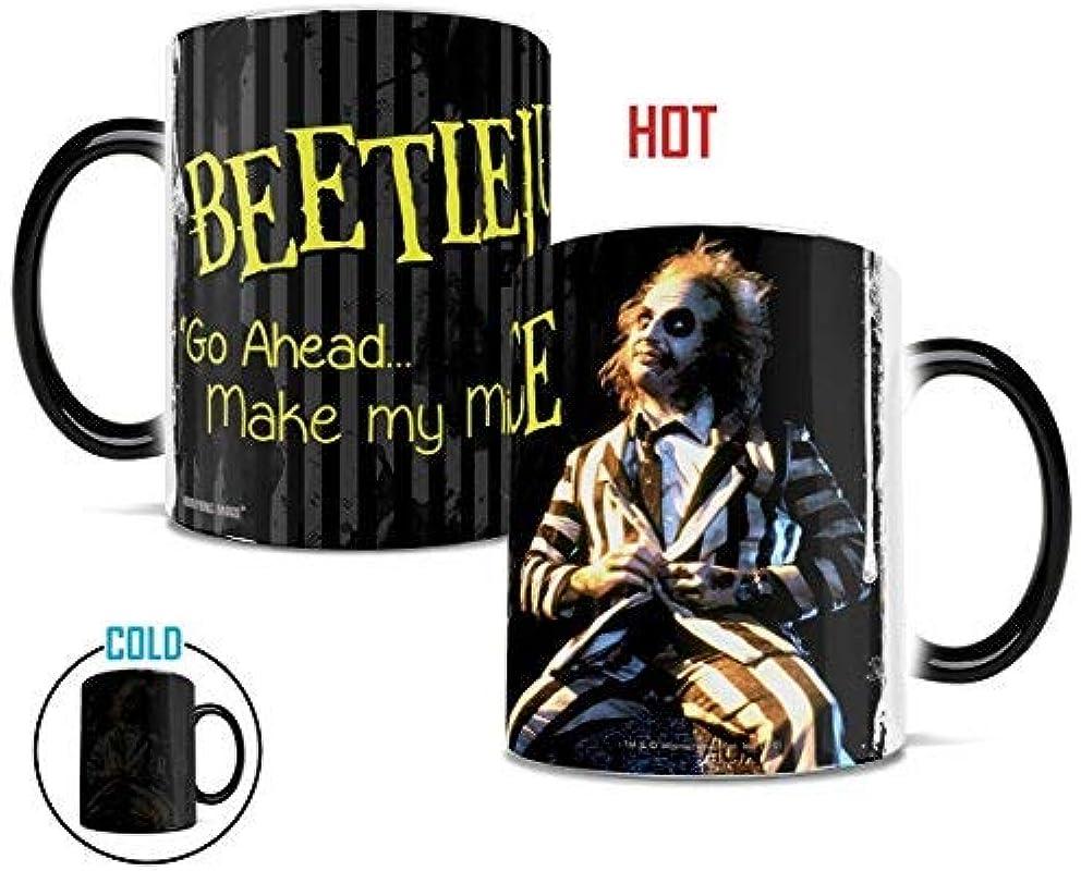 Beetlejuice Make My Millenium Morphing Mugs Heat Sensitive Mug