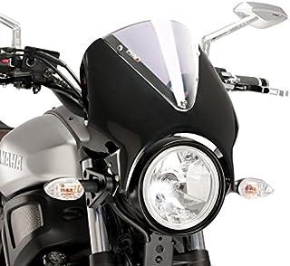 Retroviseur XR1 pour Yamaha XSR 900//700 Look Carbone