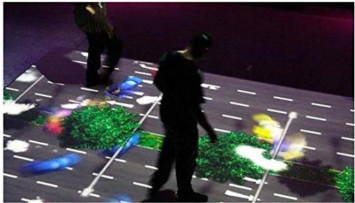 Gowe 3D Interaktives Projektion Display System, interaktives Boden Projektion System mit 72Effekte