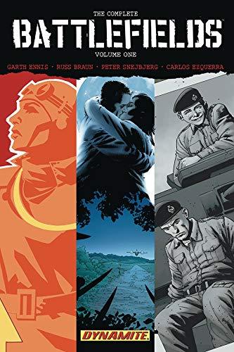 Garth Ennis' Complete Battlefields Volume 1 (The Complete Battlefields)