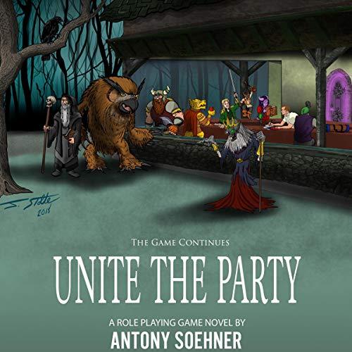 『Unite the Party』のカバーアート