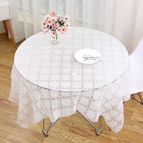 Sonze Mantel Banquete Partido del,Hules para mesas Rectangular Hojas,Mantel de plástico desechable, Mantel Impermeable (10 PCS) -1.8m_D