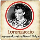 Lorenzaccio d'Alfred de Musset avec Gérard Philipe - Extrait 5