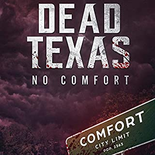 Dead Texas: No Comfort cover art