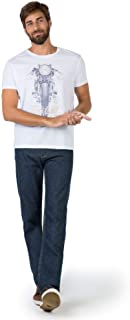Calça Jeans Comfort Basic Stone