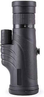 10-30x42 Monocular Telescope, High Power HD Zoom Monocular Telescope Compact with Night Vision BAK4 Prism FMC Lens ED Glas...
