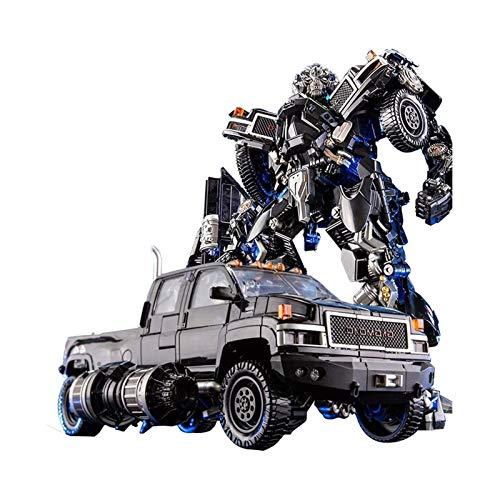kyman TR  NSFORMEACUTE; RS TOATAUTE; YS, Transformación Robot Movie Aley ABS ABS Plastic Anime Figura Modelo Superhéroe Montaje Juguetes