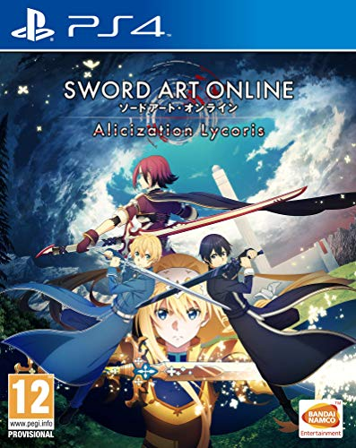 Sword Art Online Alicization Lycoris - PlayStation 4 [Edizione: Regno Unito]