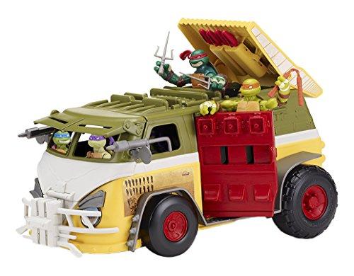 TORTUGAS NINJA - Vehículo Turtle Van...