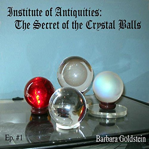 Institute of Antiquities audiobook cover art