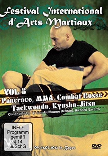 Festival international d'arts martiaux Vol.8