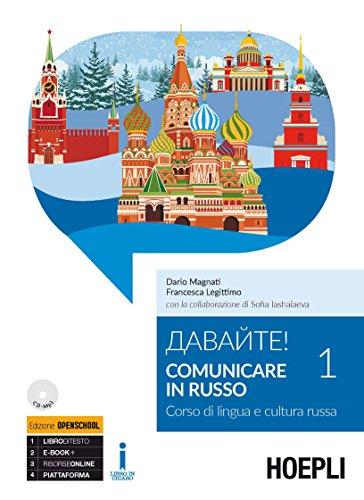 Davajte! Comunicare in russo. Corso di lingua e cultura russa. Con CD-Audio formato MP3 (Vol. 1)