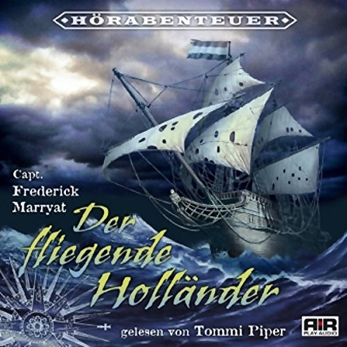 Der fliegende Holländer cover art