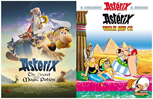 Asterix Full Series : Issue 23-ASTERIX OBELIX AND CO. (English Edition)