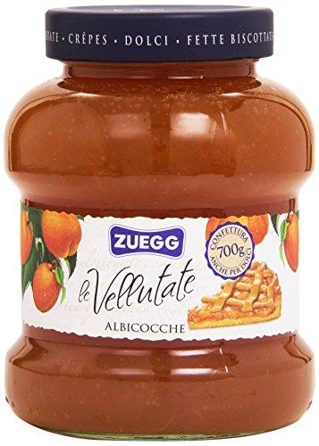 6x Zuegg Albicocche Marmelade Aprikosen Konfitüre Brotaufstriche Italien 700 g