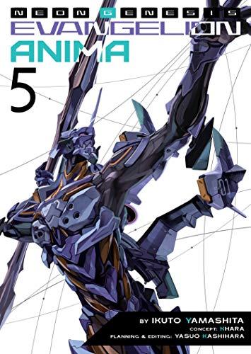 Neon Genesis Evangelion: ANIMA (Light Novel) Vol. 5 (Neon Genesis Evangelion: ANIMA (Light Novel), 5)
