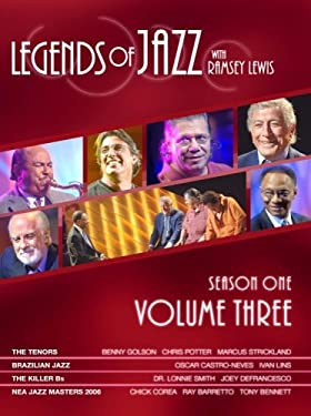Legends of Jazz with Ramsey Lewis, Volume 3 (DVD/CD)