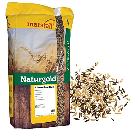 Marstall Schwarz-Gold-Hafer 25 kg