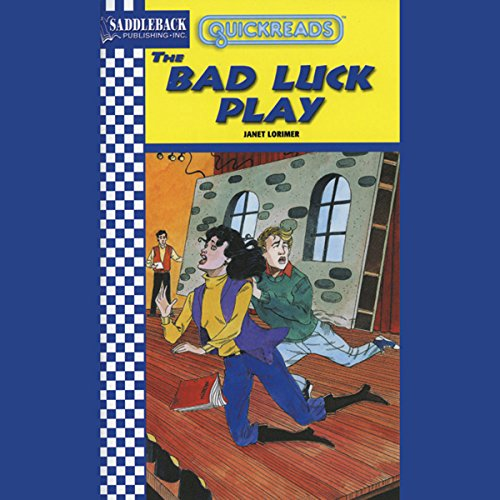 The Bad Luck Play audiobook cover art