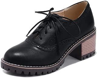 BalaMasa Womens Paisley Hiking Solid Urethane Pumps Shoes APL10593