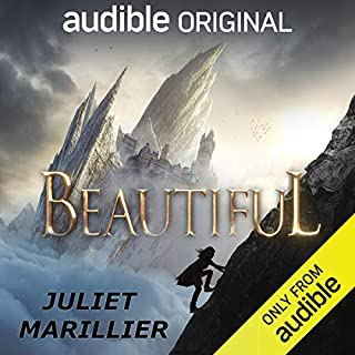 Beautiful audiobook cover art