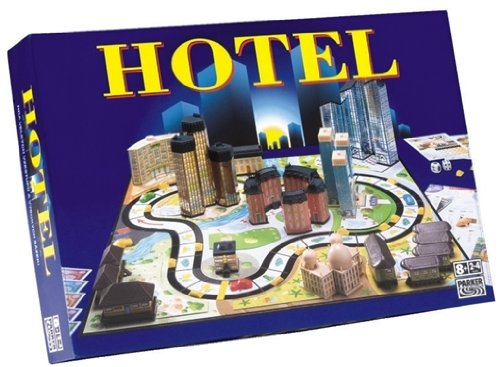 Hasbro - Hotel, Juego de Mesa (versión en alemán): Amazon.es: Juguetes y juegos