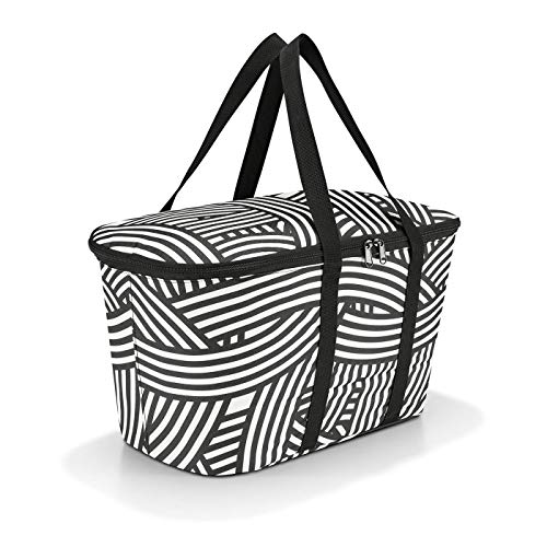 Reisenthel coolerbag Luggage- Carry-On Luggage Black-and-White