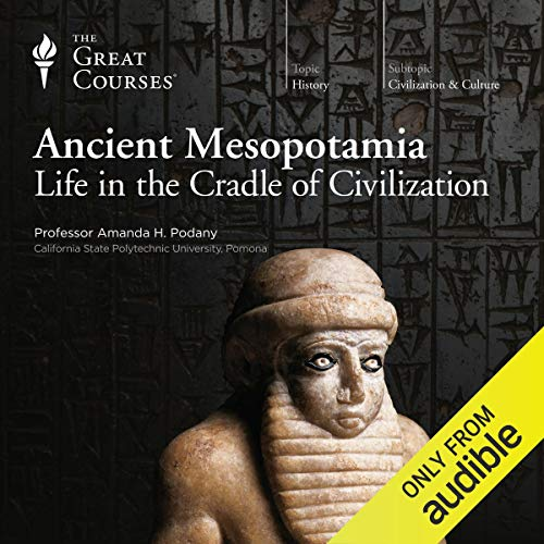 Ancient Mesopotamia audiobook cover art