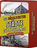 Die hässlichsten Städte Deutschlands - Quartett