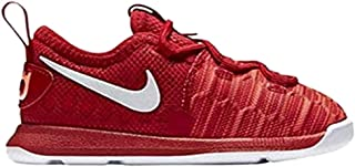 Toddler KD 9 Red/White 855910 611 Size 6c