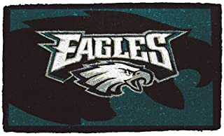 Team Sports Philadelphia Eagles 18x30 Bleached Welcome Mat