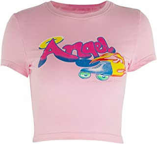Best pink angel shirt Reviews