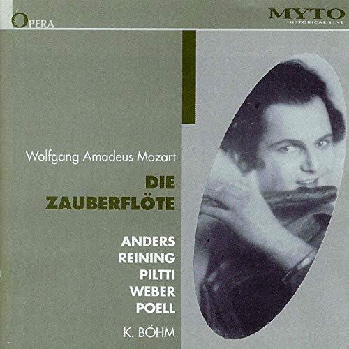Alfred Poell, Lea Piltti, Ludwig Weber, Maria Reining, Peter Anders, Vienna Philharmonic feat. Karl Böhm