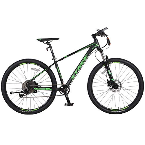 Review radarfn Mountain Bike, 11Speed 27.5inches Wheels Adult Bicycle, Aluminum Alloy Frame Shiftabl...