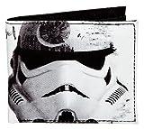 Undercover SWTS7720 - Portafoglio Star Wars Storm Trooper, ca. 11 x 9 x 1 cm