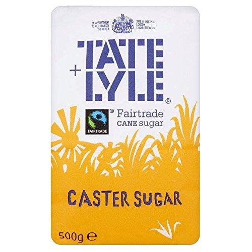 Tate & Lyle Fairtrade Cane Caster Sugar500g