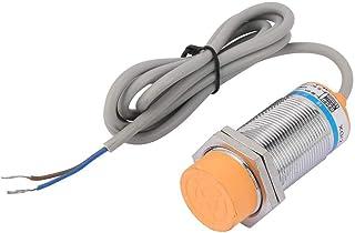 TOOGOO Capteur de proximite inductif Interrupteur a detecteur en metal SN04-N DC 10-30V NPN 3 fils 4mm