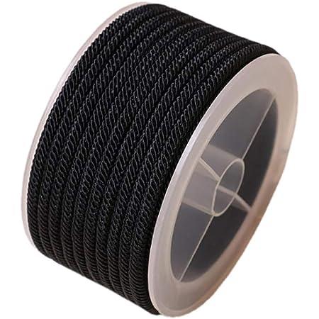 Red Nylon Power Bead Cord 2 Meters