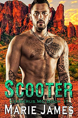 Scooter: Cerberus MC Book 11