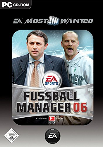 Fussball Manager 06, EA MOST WANTED