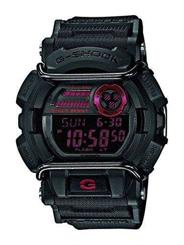 Casio Herren-Armbanduhr XL G-Shock Digital Quarz Resin GD-400-1ER
