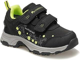 Lumberjack Spago Siyah Lime Erkek Çocuk Ayakkabı