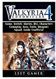 Valkyria Chronicles 4 Game, Switch, Stories, DLC, Characters, Gameplay, Aces, Units, Weapons, Squad, Guide Unofficial