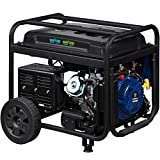 Photo #10: Propane Inverter Generator by Westinghouse [WGen9600DF] with Dual Fuel and Electric Start