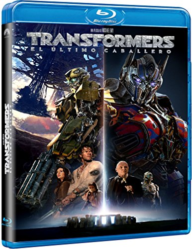 Transformers. El Último Caballero [Blu-ray]
