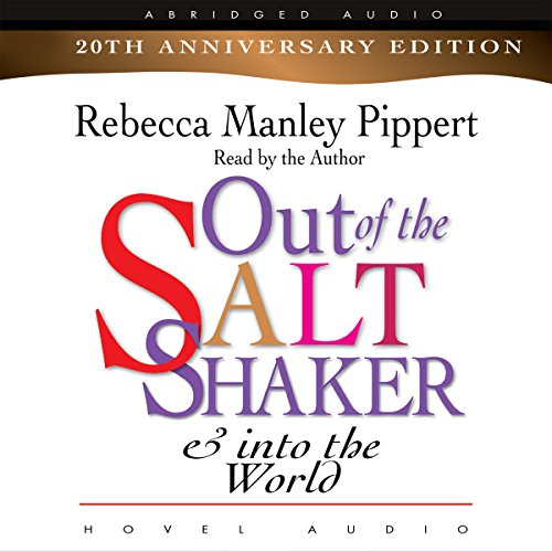 Out of the Salt Shaker audiobook cover art