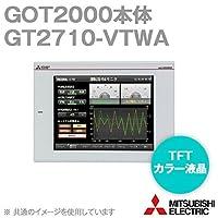 三菱電機 GT2710-VTWA GOT2000 GOT本体 (10.4型) (解像度 640×480) (AC100-240V) (パネル色:白) NN