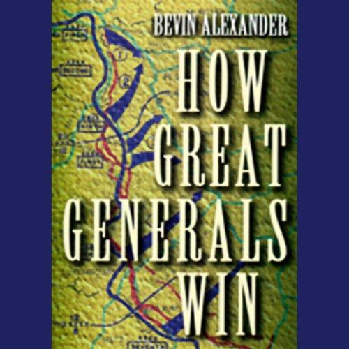 How Great Generals Win audiobook cover art