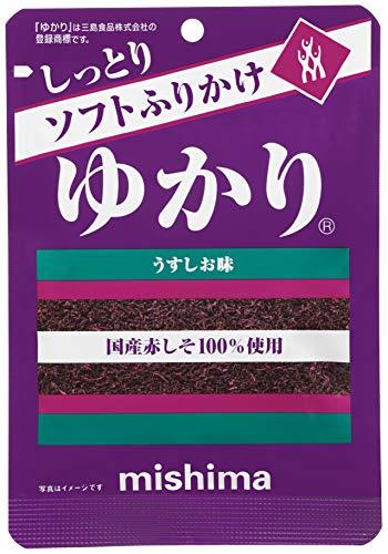 三島食品 ソフトふりかけ ゆかり 30g ×10個